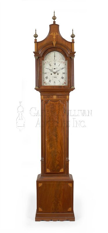 Effingham Embree Tall Case Clock (New York, NY)