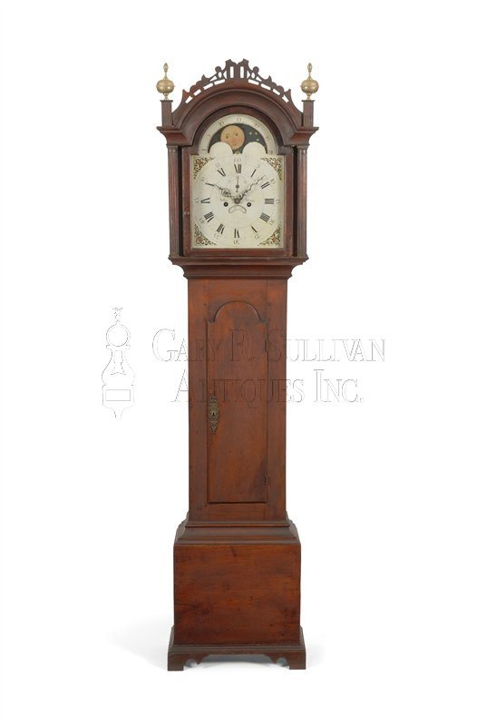 Nathan Adams tall clock