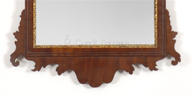 Chippendale mirror bracket