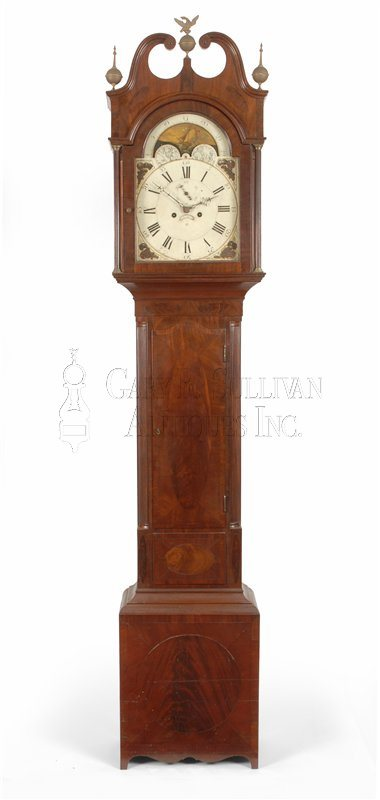 Northern New Jersey tall clock