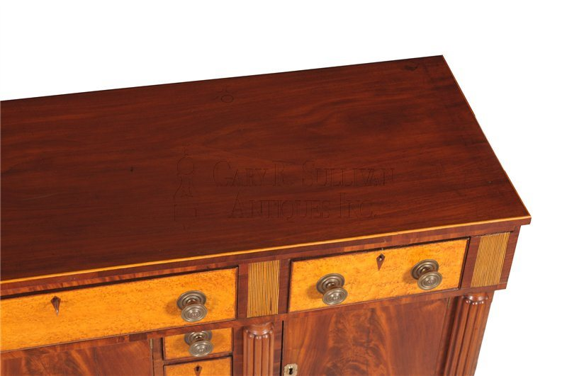 Rawson sideboard detail top