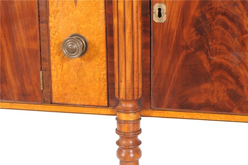 Rawson sideboard detail skirt