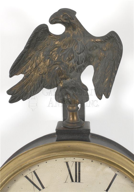 Simon Willard Banjo Clock