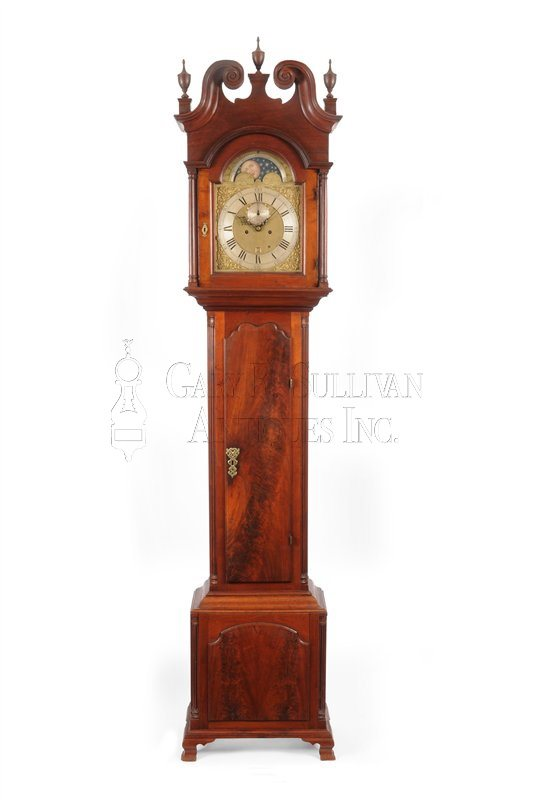 Edward Duffield Tall Clock (Philadelphia, PA)