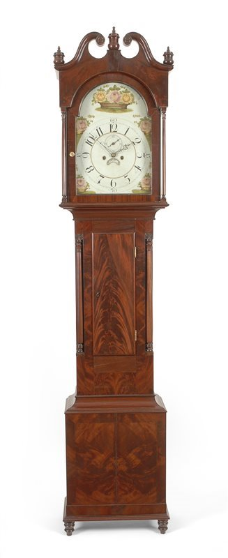Charles Canby tall clock