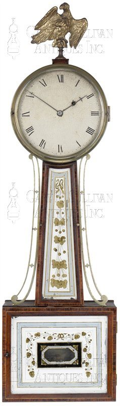 Simon Willard Patent Time Piece (Roxbury, Mass.)