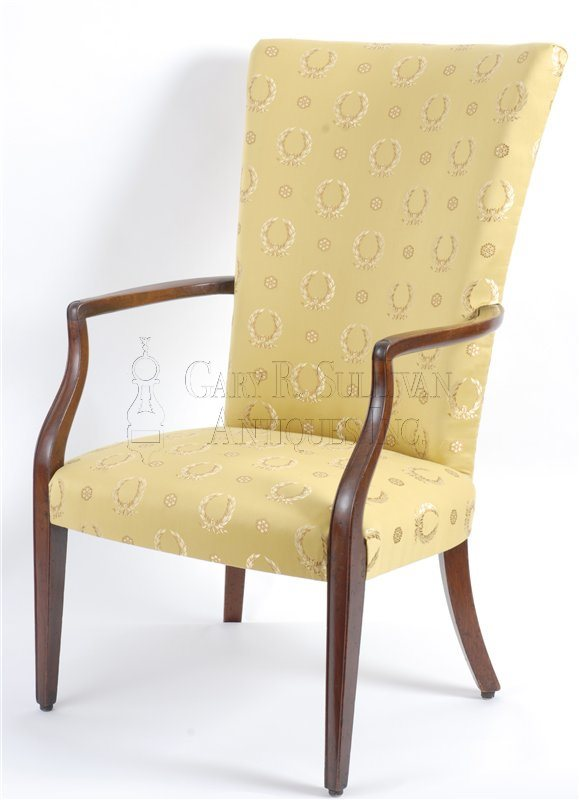 antique lolling chairs
