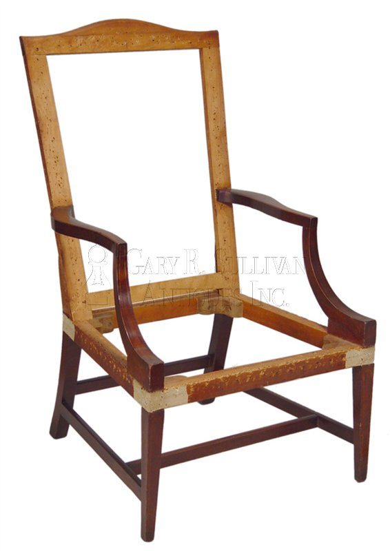 antique easy chairs