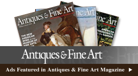 Antiques and Fine Art Magazine