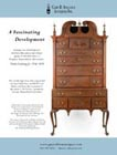 Ads for antique furniture for sale by Gary Sullivan Antiques