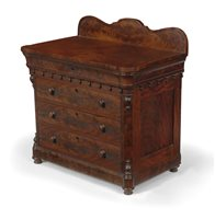 antique miniature chest of drawers