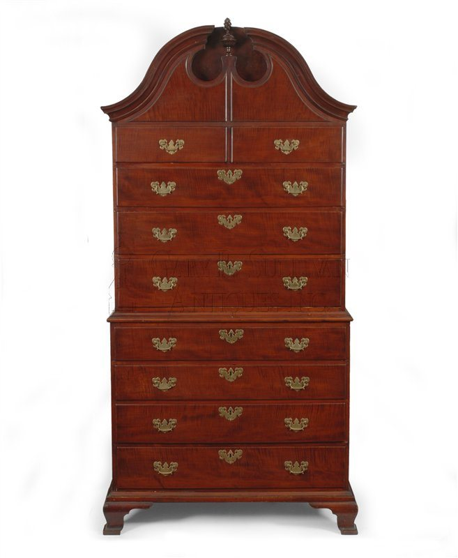 Townsend Chest-on-chest (Newport, Rhode Island)