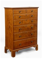 Rhode Island tall chest