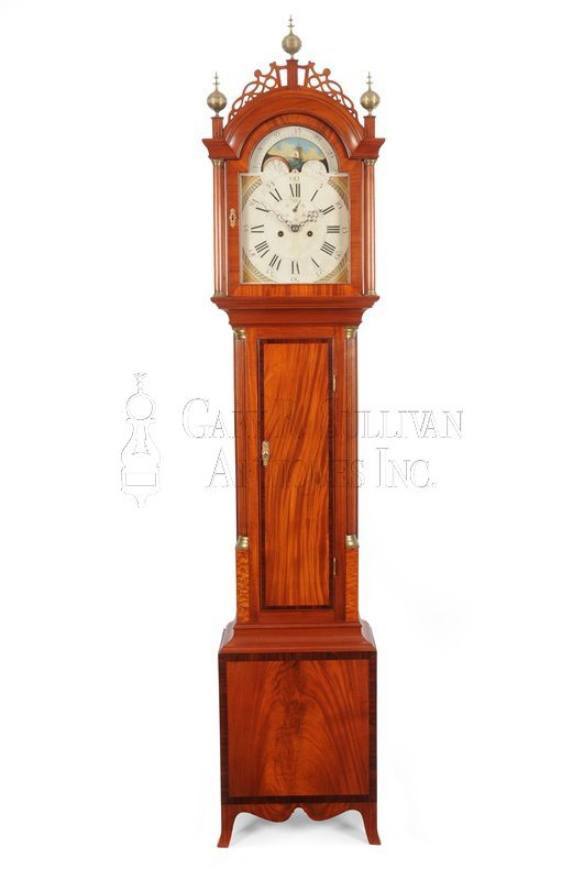 Southeastern Massachusetts Tall Clock