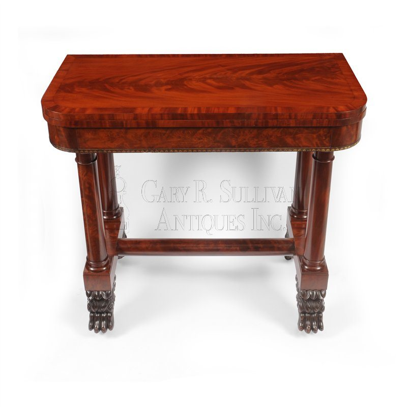 Rawson Classical games table