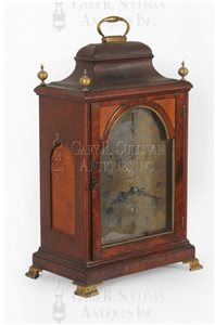Effingham Embree bracket clock