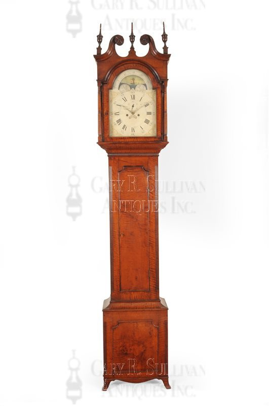Chester County tall clock
