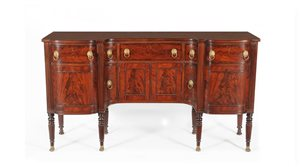 Ticknor Family sideboard