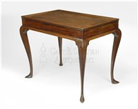 Goddard-Townsend antique tea table