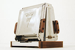 A blog about Toasters, of all things.