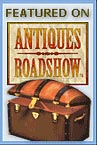 Returning from Eugene Oregon Antiques Roadshow