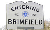 A busy day spent at the Brimfield, Mass flea market today