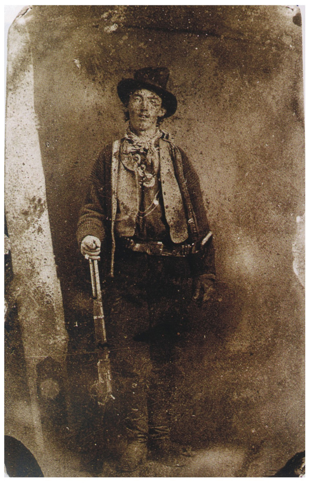 Tintype photo of outlaw Billy The Kid sold for WHAT?
