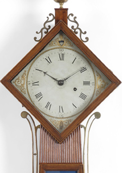 Antique%20diamond%20head%20banjo%20clock