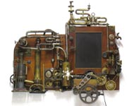 Steampunk Exhibit reviewed by Maine Antique Digest