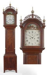 The Recent Purchase of an Aaron Willard, Jr. Tall Clock