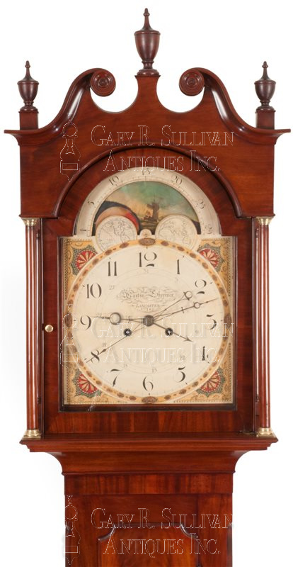 Martin Shreiner Tall Clock Hood