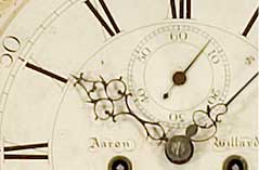Link to view our selection of antique clocks